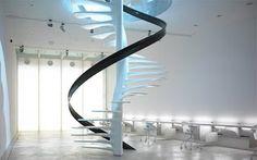 Neo arquitecturaymas: Escaleras voladas