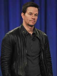 Mark Wahlberg, very professional actor, very disciplined. Love this man.