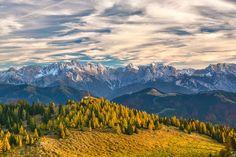 Montanha, Alpes, Áustria, Montanhas