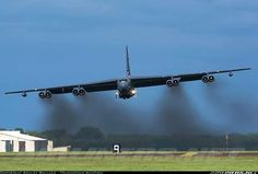 B-52. Black angel of death!