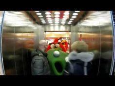 Nokia Russia: Amazing Nokia Lift: Angry Birds