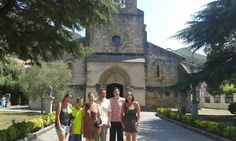 Visita del 19 de julio en la Iglesia de Santa María del Puerto. Animate y reserva la tuya, ¡Santoña te espera!