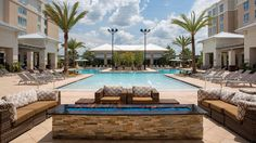 For your home away from home in Orlando, this 250-room hotel strives to be that oasis for the whole family.