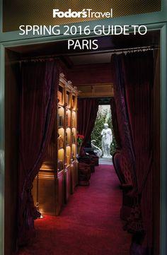 The most magical time is springtime in Paris. #paris #france #travel