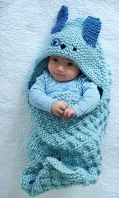 Knitted Animal Nursery 35 Gorgeous Animal-Themed Knits for Babies, Toddlers Large Paperback Book Baby Boy Knitting Patterns Free, Crochet Patterns, Crochet Cocoon, Crochet Baby, Loom Knitting, Free Knitting, Knitted Baby Blankets, Snuggle Blanket, Baby Cocoon Pattern