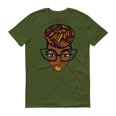 22c21182f07 Genius Coco Short sleeve t-shirt Melanin Shirt