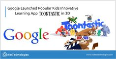 Recently a Popular #App was Launched by #Google especially for kids, by the name of #Toontastic. Read more about it in the blog.  #app #apps #appstore #teamandroid #androidcommunity #latesttech #tech #technology #androiddevelopment #mobileappdeveloper #appdevelopment #mobiledevelopment #mobileapps #appdesign #tech #appdevelopment #mobiledevelopment #programming #programming #programmer #mobileapps #appdeveloper
