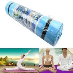 d4c9dc41c74 177 50 yoga mat wodoodporne spania miękkie i wygodne maty z pianki eva  pianki ćwiczenia