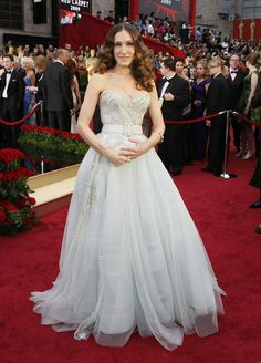 Sarah Jessica Parker arrives at the 81st Annual Academy Awards held at Kodak Theatre on February 22, 2009 in Los Angeles, California.