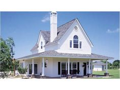 Eplans Cottage House Plan - Three Bedroom Cottage - 1442 Square Feet and 3 Bedrooms from Eplans - House Plan Code HWEPL73573