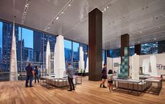 The Chicago Architecture Center is set to reopen with a host of exhibitions and models that celebrate the city's iconic buildings. Chicago Attractions, Chicago Hotels, Chicago River, Chicago City, Chicago House, City Model, Famous Buildings, Boat Tours, Open House