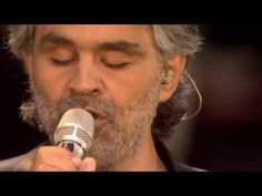 Andrea Bocelli singing The Music of the Night from Andrew Lloyd Weber's musical Phantom of the opera at the memorial concert for Lady Diana at the London Wembley Stadium. 1 July What a beautiful voice! Good Music, My Music, Our Father Lyrics, Music Songs, Music Videos, Opera Music, Music Of The Night, Easy Listening, Types Of Music