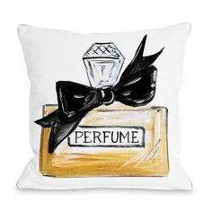 Found+it+at+AllModern+-+Bow+Perfume+Quilted+Throw+Pillow