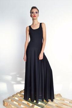 Alex - długa suknia   Milita Nikonorov oficjalny butik projektantki