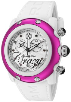 Price:$98.75 #watches Glam Rock GRD60100, Add an understated look to your outfit with this unique and detailed Glam Rock watch.