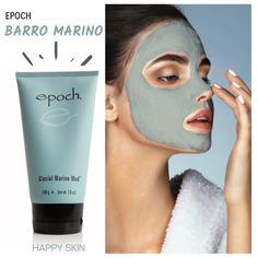 Nu Skin, Glacial Marine Mud, Happy Skin, Epoch, Perfume, Skin Care, Beauty, Home Spa Treatments, Spa Facial