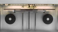 impressora 3d carbono