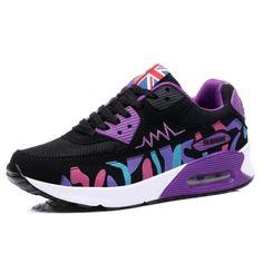 เก็บเงินปลายทาง  แฟชั่นใหม่รองเท้าสตรีรองเท้าวิ่งรองเท้าสบาย ๆ รองเท้าสบาย ๆรองเท้าพักผ่อนรองเท้าใส่สบาย Women's Sports Shoes RunningShoes(EU:35)-intl  ราคาเพียง  664 บาท  เท่านั้น คุณสมบัติ มีดังนี้ New and fashion Material: Mesh Air coushion to protect your foot Durable Super Breathable