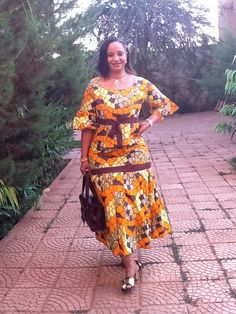 African Print Dresses, African Print Fashion, African Fashion Dresses, African Dress, African Attire, African Wear, African Women, African Style, Kitenge
