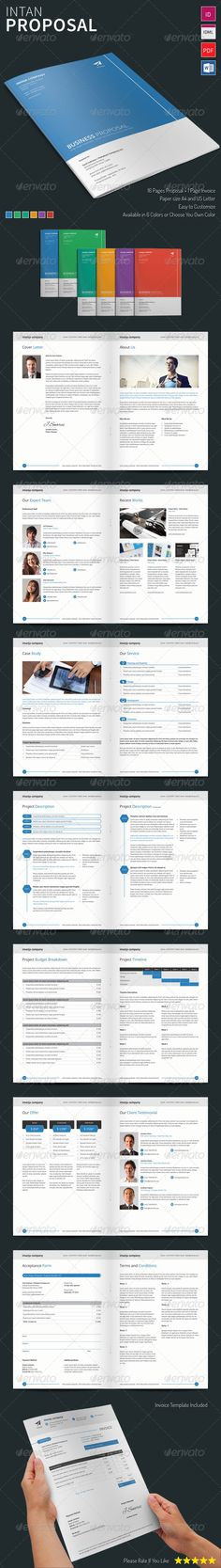 Neue - Business Proposal Business proposal, Proposals and - cost proposal template