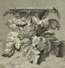 Resultado de imagen de acanthus ornament