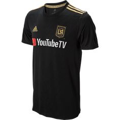 bc0a2e97941 adidas LAFC Home Jersey 2018 - Available now at WorldSoccershop.com Soccer  Shoes
