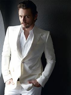 James Franco by Gucci.