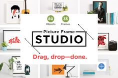 Picture Frame Studio by I@Graphicsauthor