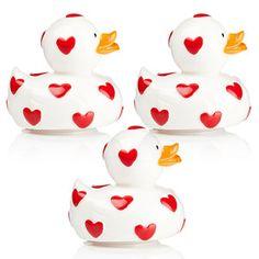 Heart Duck Lip Balm 3Pk now featured on Fab.