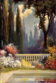 "R. Atkinson Fox, ""Midsummer Magic"""