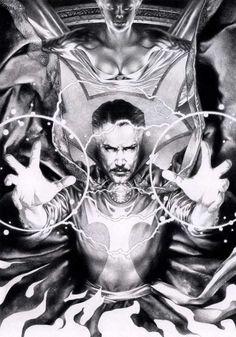 ArtVerso — Jay Anacleto - Doctor Strange
