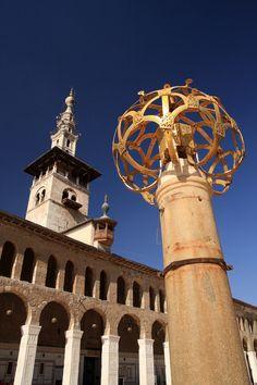 https://flic.kr/p/8JGt6C | Umayyad Mosque, Damascus, Syria