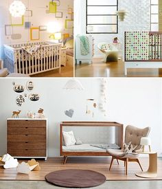 Design Tips: Modern Nursery For Mom + Baby - Euro Style Home Blog - Modern Lighting - Design