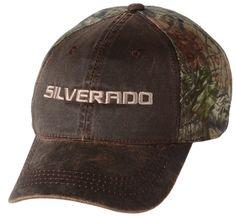 Silverado Weathered Cotton Twill Cap