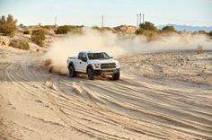 All-new 2017 Ford F-150 Raptor draws line in the sand with 450 horsepower, 510 lb.-ft. of torque, improved fuel economy