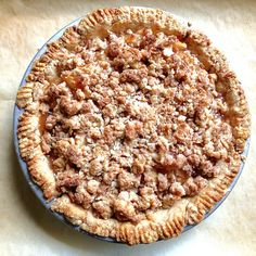 Is it possible to make a tender, tasty pie crust simply by mixing ingredients together and patting them into a pie pan – no rolling pin involved? In a word – yes. Here's how.