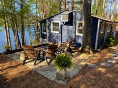 Northern Living Shoreline Chateau, Fort Ann NY Cabins and Vacation Rentals | RentNewYorkCabins.com