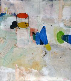 "Gary Komarin: ""His Mind Like a Greek Motel"" at Gail Severn Gallery"