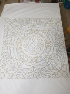 Point Lace, Filet Crochet, Bed Sheets, Tapestry, Quilts, Blanket, Angles, Milan, Youtube