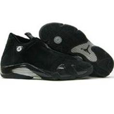 Air Jordan XIV Black