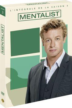 The Mentalist - Saison 3 - DVD NEUF SERIE TV