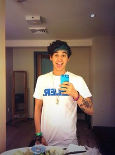 Luke Brooks. Such a cutie!