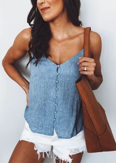#summer #outfits 55+ Summer Outfits to Copy Now Vol.2 075
