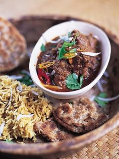 Rogan Josh | Lamb Recipes | Jamie Oliver Recipes