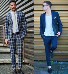 Blazer masculino em looks casuais (1)