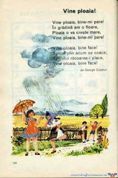 Am si eu cartea ce contine aceasta poezie Emotions Activities, Preschool Activities, Firefox Logo, Romanian Language, Kids Poems, Vintage School, Baby Play, Art Classroom, Kids Education