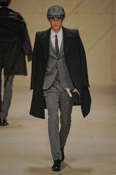 Manteau, parka, duffle-coat, caban, blouson… Les collections masculines automne-hiver 2012-13 se prêtent à toutes les variations