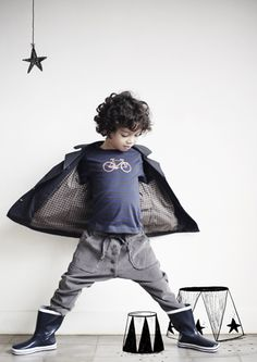 Emile et Ida AW 13 #kid #fashion