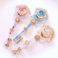 Pastel kawaii princess accessories