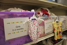 The Baby & Toddler Pantries of Catholic Charities West Michigan, located in Grand Rapids and Muskegon, offer a selection of new and gently used items for infant and toddler care at no cost. Pantry visitors...